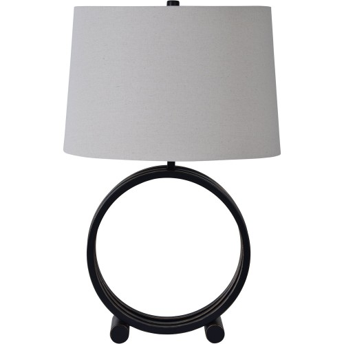 Wyman Table Lamp - Oil Rubbed Bronze