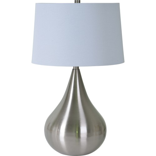 Sandon Table Lamp - Brushed Nickel