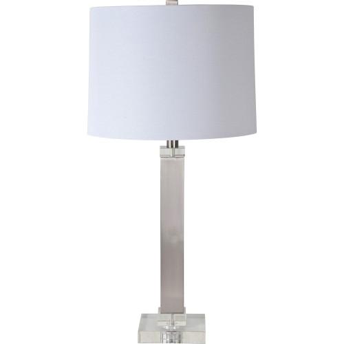 Sauline Table Lamp - Clear