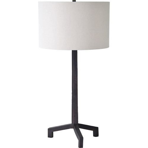 Slayton Table Lamp - Black