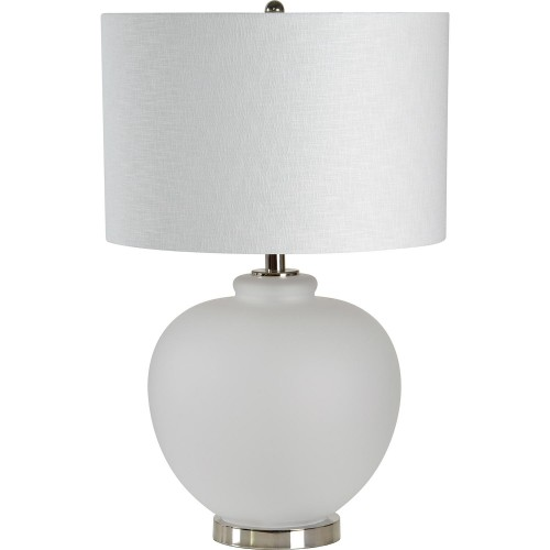 Creemore Table Lamp - Nickel