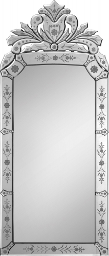 Portrait Venetian Mirror