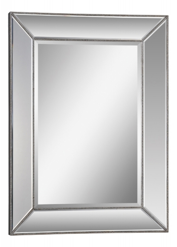 Portrait Whitney Mirror - Silver
