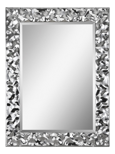 Portrait Couture Mirror - Chrome