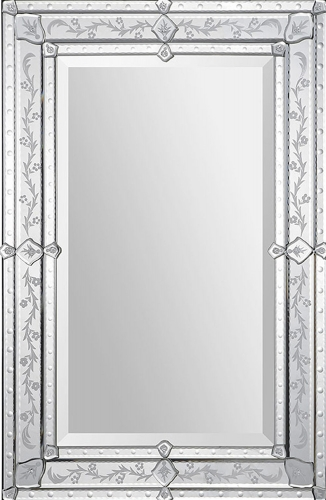 Vincenzo Vertical Mirror
