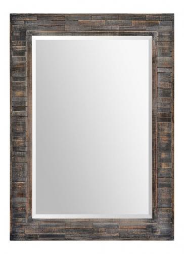 MT1541 Liuhana Mirror - Charcoal