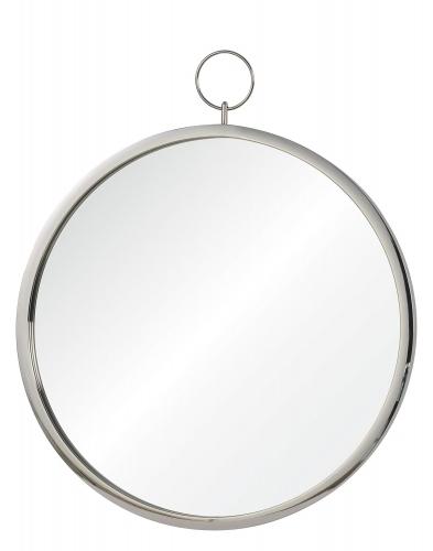 Porto Mirror - Chrome