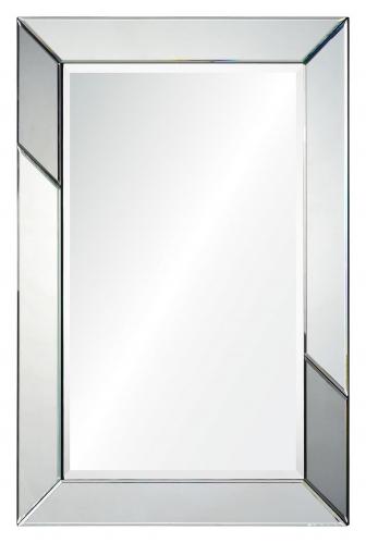 Rumba Mirror - Silver Mirror/Grey Mirror