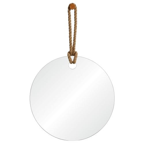 Pelmet Round Mirror