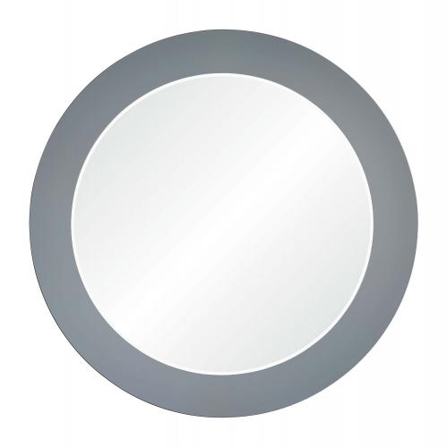 Hunter Round Mirror