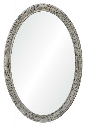 Ovalis Oval Mirror - Stain
