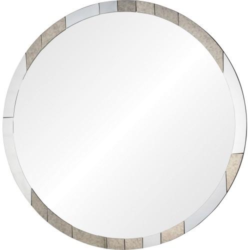 Garner Round Mirror - Mirror