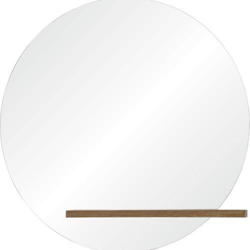 Bassett Round Mirror - Mirror
