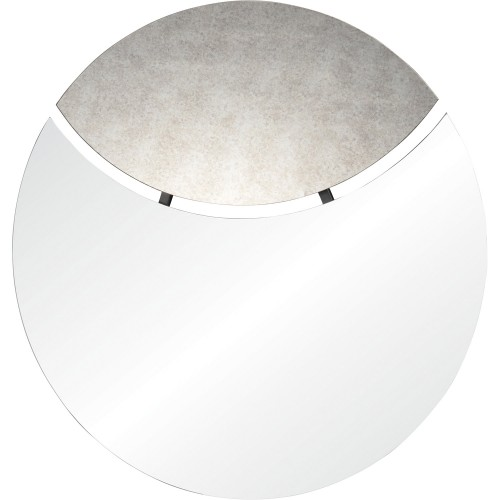 Ashley Round Mirror - Mirror
