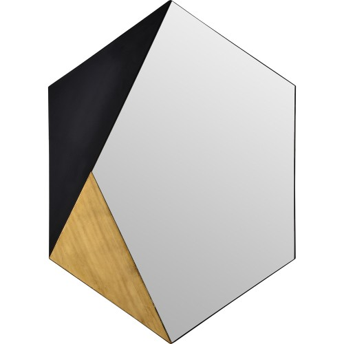 Cad Hexagon Mirror - Mirror