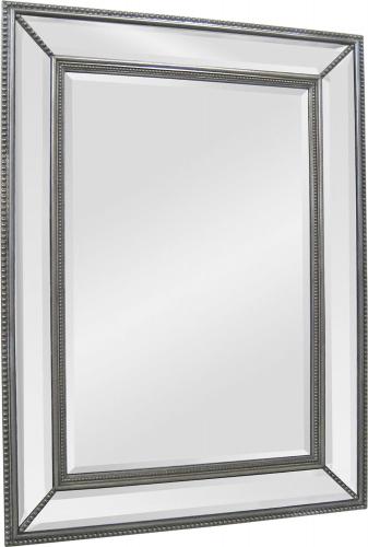 MT783 Portrait Mirror - Silver