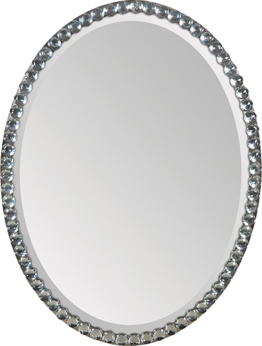 MT891 Portrait Oval Mirror