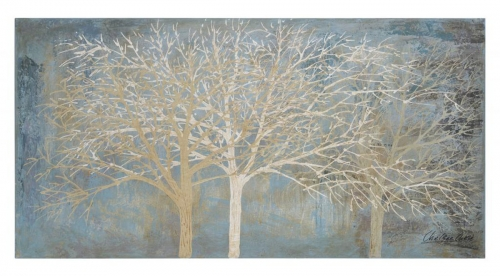 Unknown Meadow Canvas Painting
