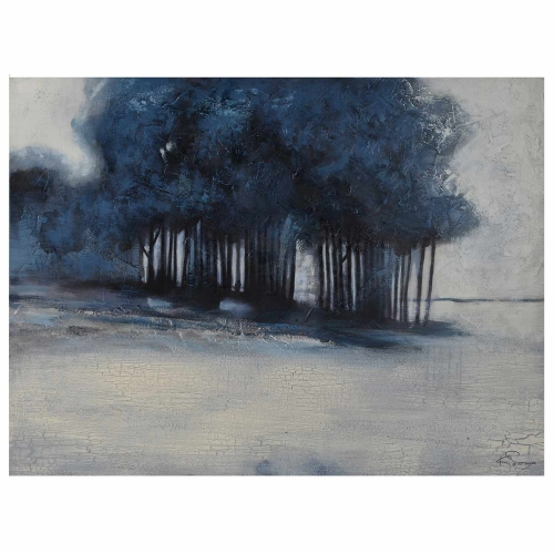 Hide Canvas Painting - Matte