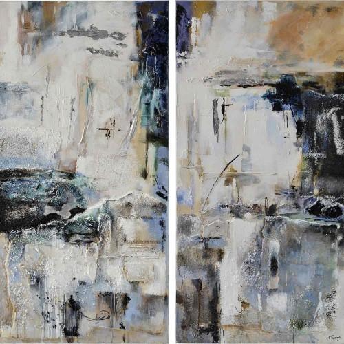Yaffa Canvas Art - Matte Finish