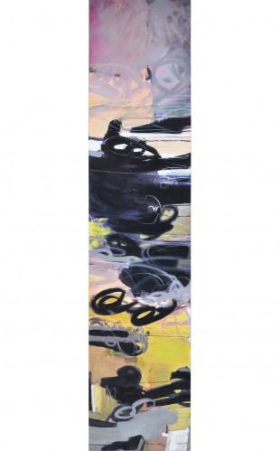 Elanni Canvas Art - Matte Finish