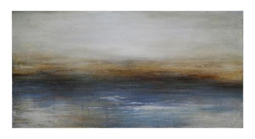 Calm Seas Canvas Painting