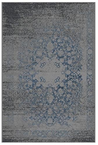 RAZU-13395-58 Azure Rug - Grey