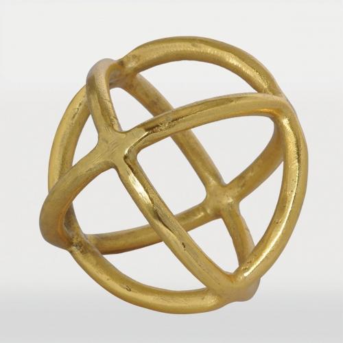Azimuth Gold Statue - Gold