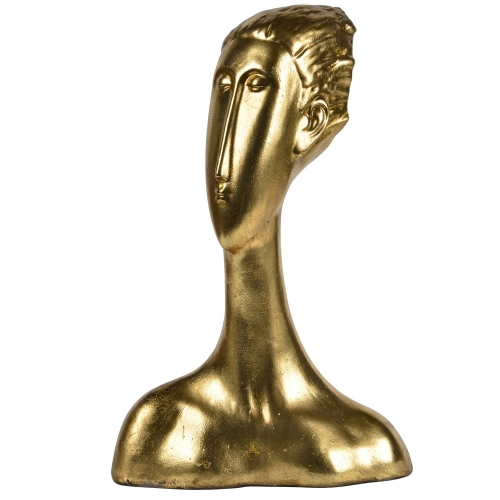 Drost Statue - Antique Gold