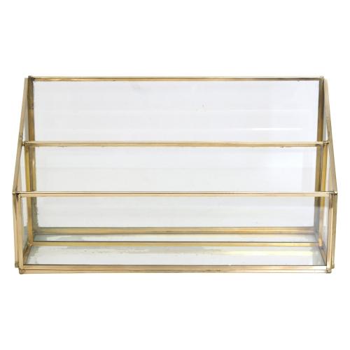 Mavis Letterstand - Golden