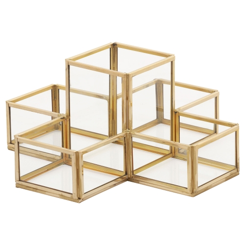 Hanover Letterstand - Golden