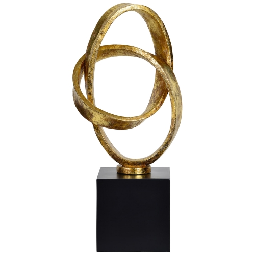Arden Statue - Golden