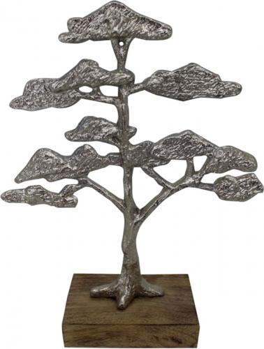Arvore Sculpture - Silver