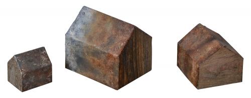 Callo Statue - Rustic Metal