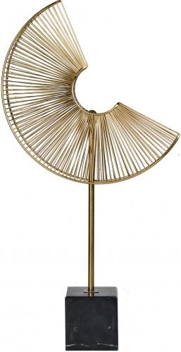 Lory Sculpture - Brass