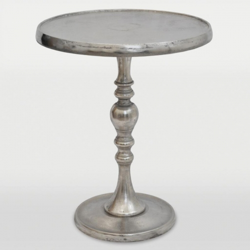 Romina Accent table - Chrome