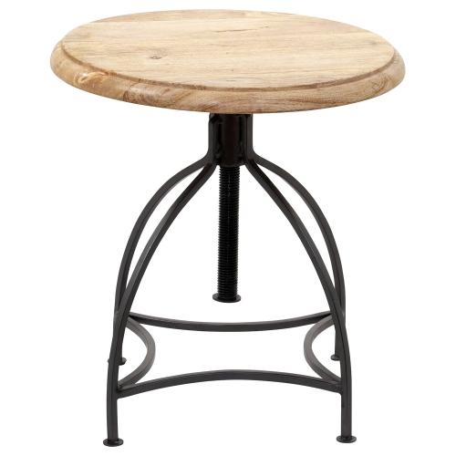 Fairmount Accent table - Natural/Black