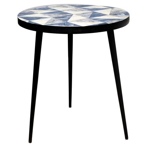 Lancaster Accent table - Natural/Black