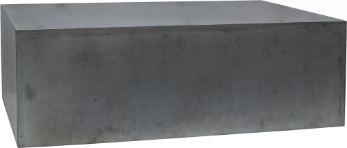 Courtland Coffee Table - Aged Pewter