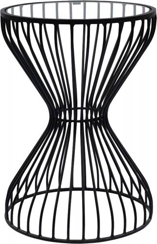 Cyrus Side Table - Black