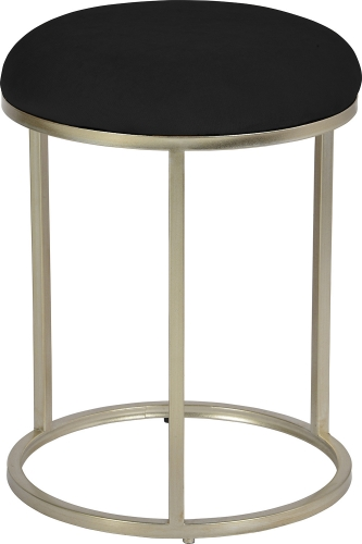 Richmond Stool - Silver Leaf