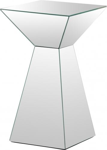 Granada Accent Table - Clear