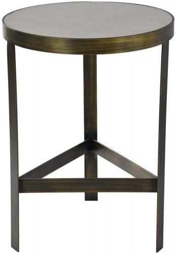 Lamond Side Table - Brush Bronze