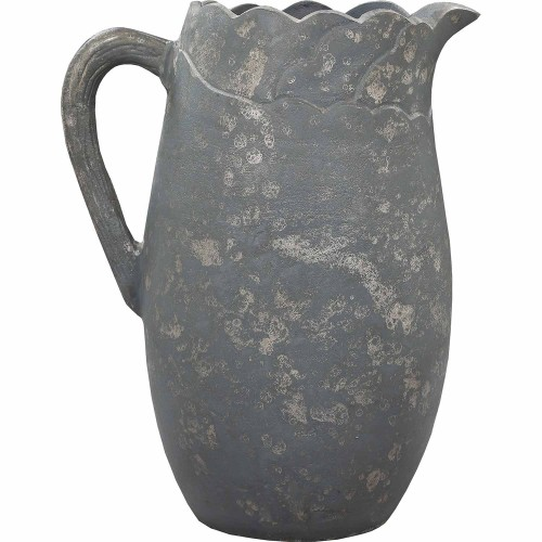 Lazarus Vase - Distressed Grey