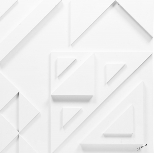 Vector III Wall Decor - Matte