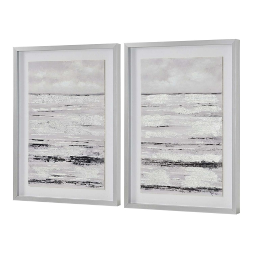 Delmar Wall Decor Painting - Glass