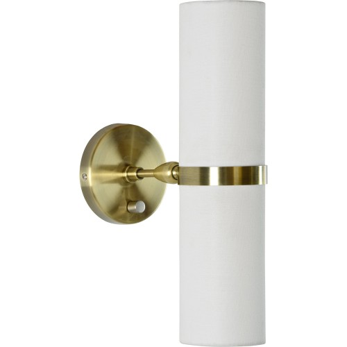Holtham Wall Sconce - Antique Brass