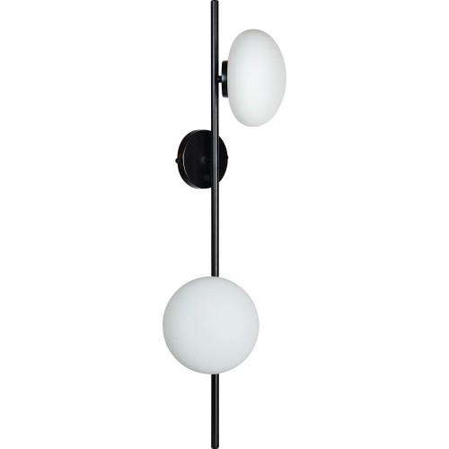 Manning Wall Sconce - Matte Black