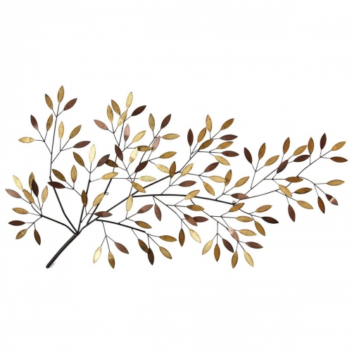 Blooming Tree Branch Wall Decor - Multi