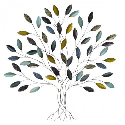 Tree Wall Decor - Multi